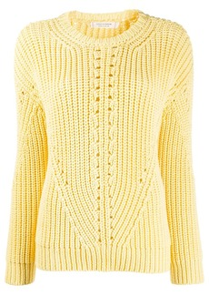 Chinti and Parker Le Soir chunky knit jumper