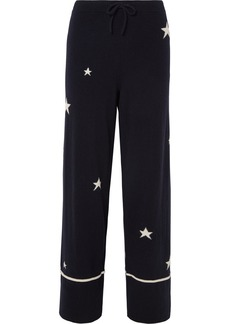 Chinti and Parker Star Cashmere Pajama Pants