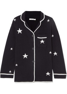 Chinti and Parker Star Cashmere Pajama Top