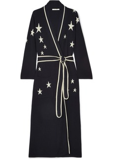 Chinti and Parker Star Cashmere Robe