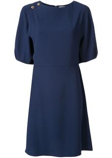 Chloé button detail short dress