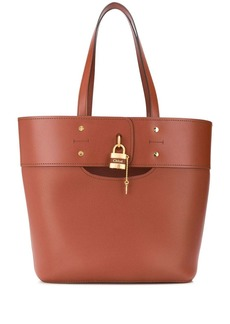 Chloé Aby leather tote bag