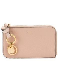 Chloé Alphabel wallet