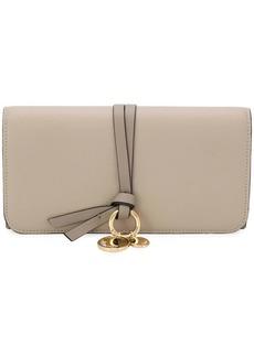 Chloé Alphabet long wallet