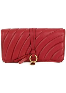 Chloé Alphabet quilted wallet