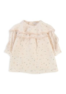 Chloé Baby Girl's & Little Girl's Floral Printed Dress