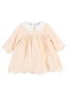 Chloé Baby Girl's & Little Girl's Mini Me Stars Silk Crepe Dress
