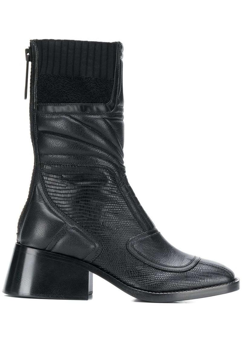 Chloé Bell high boots