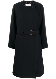 Chloé belted robe coat