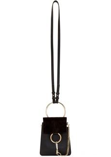 Chloé Black Faye Bracelet Bag