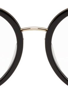 Chloé Black Round Glasses