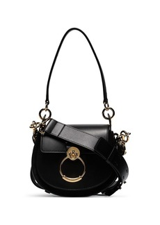 Chloé Black Tess Small Leather Shoulder Bag