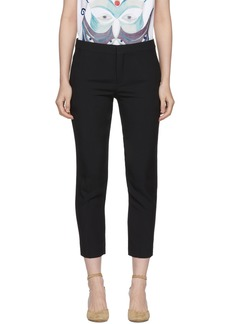 Chloé Black Twill Trousers