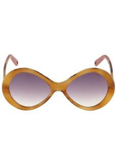 Chloé Bonnie Butterfly Acetate Sunglasses