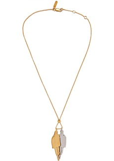 Chloé Bonnie Gold And Silver-tone Necklace