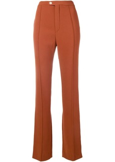 Chloé bootcut trousers