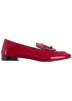 Chloé C embellished loafers