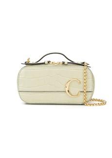 mini Chloé C Vanity bag