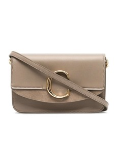 Chloé C ring shoulder bag