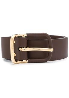 Chloé calf leather buckle belt