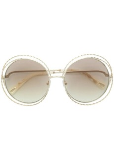 Chloé Carlina Torsade sunglasses