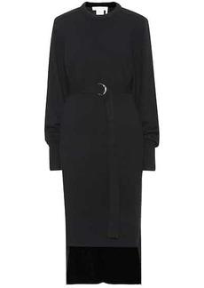 Chloé Cashmere midi dress