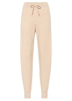 Chloé Cashmere trackpants