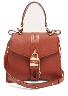 Chloé Aby small leather shoulder bag