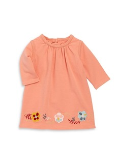 Chloé Baby's Long Sleeve Buttoned Dress