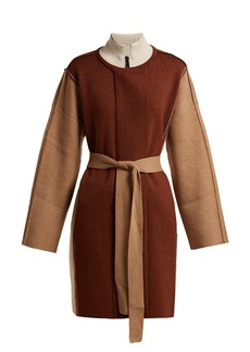 Chloé Belted wool coat