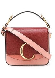 mini Chloé C crossbody bag