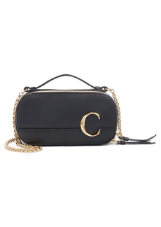 Chloé C Multi Leather Crossbody Bag