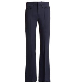 Chloé Cady mid-rise trousers