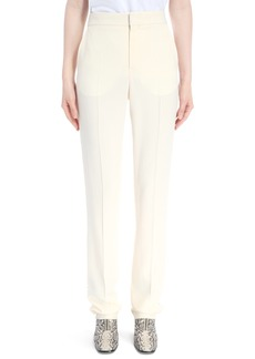 Chloé Cady Straight Leg Pants