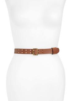 Chloé Calfskin Leather Belt