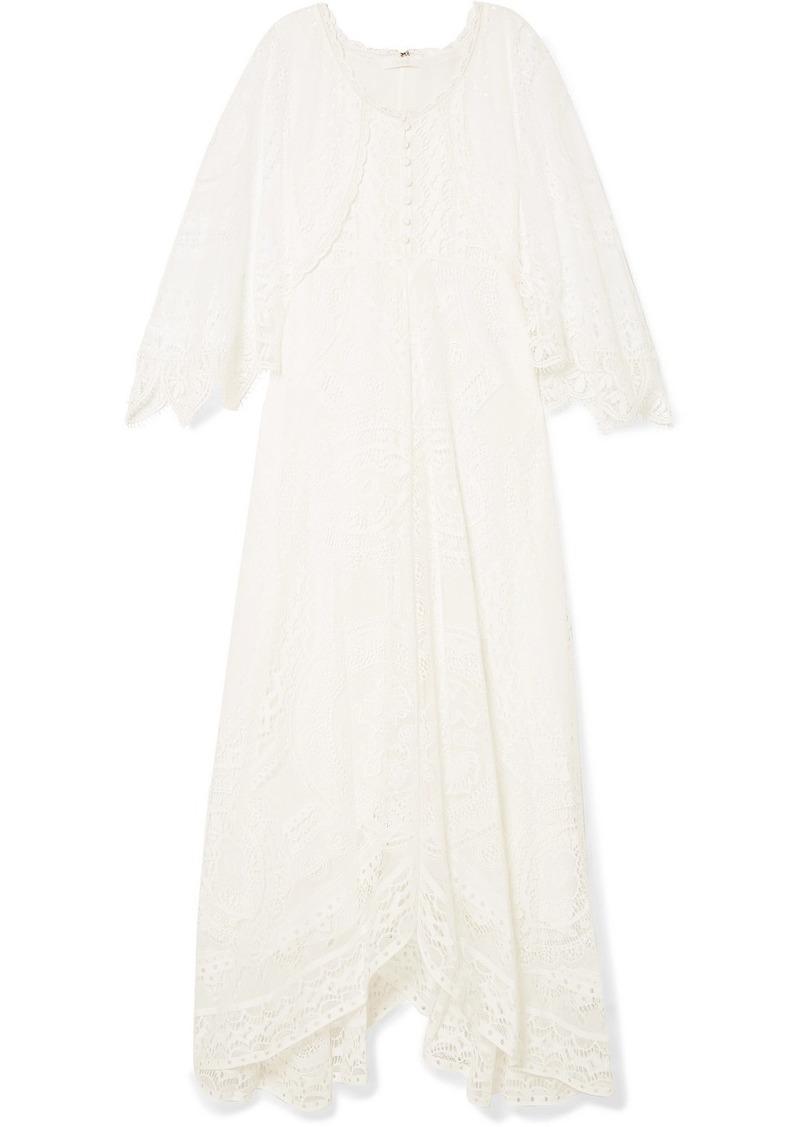 1b57dca6 Chloe Lace Maxi Dress White - raveitsafe