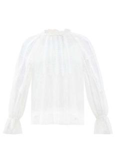 Chloé Chantilly lace top