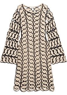 Chloé Crocheted cotton dress