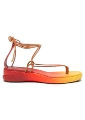 Chloé Degradé leather sandals