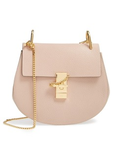 Chloé Drew Leather Shoulder Bag