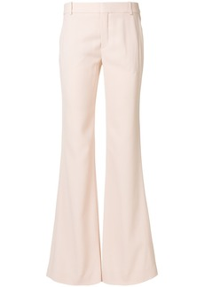 Chloé flared trousers - Pink & Purple