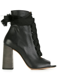 Chloé Harper ankle booties - Black