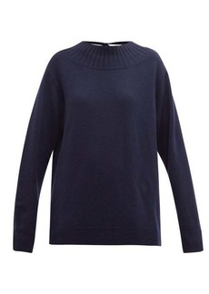 Chloé Iconic open-back cashmere sweater