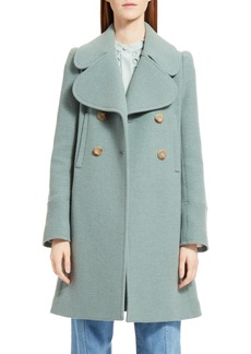 Chloé Iconic Wool Blend Coat