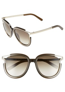 Chloé 'Jayme' 54mm Retro Sunglasses