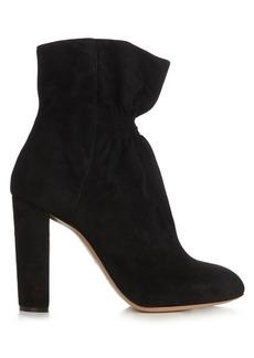 Chloé Kent suede ankle boots