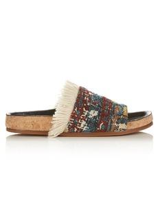 Chloé Kerenn tapestry sandals