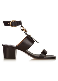 Chloé Kingsley leather sandals