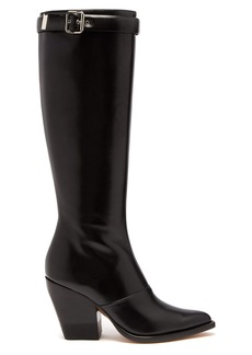 Chloé Knee-high leather boots