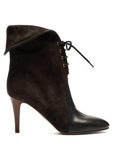 Chloé Kole suede ankle boots